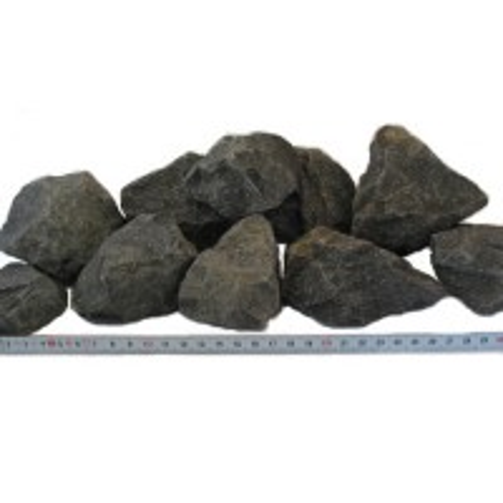 Basalt Bruchstein
