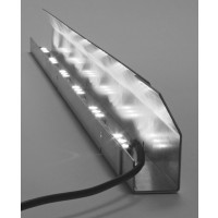Gabione LED Beleuchtung Cool White IP68 3 meter